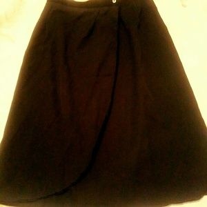 Vintage versace skirt in exelente condition size 4